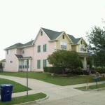 Pink House Before