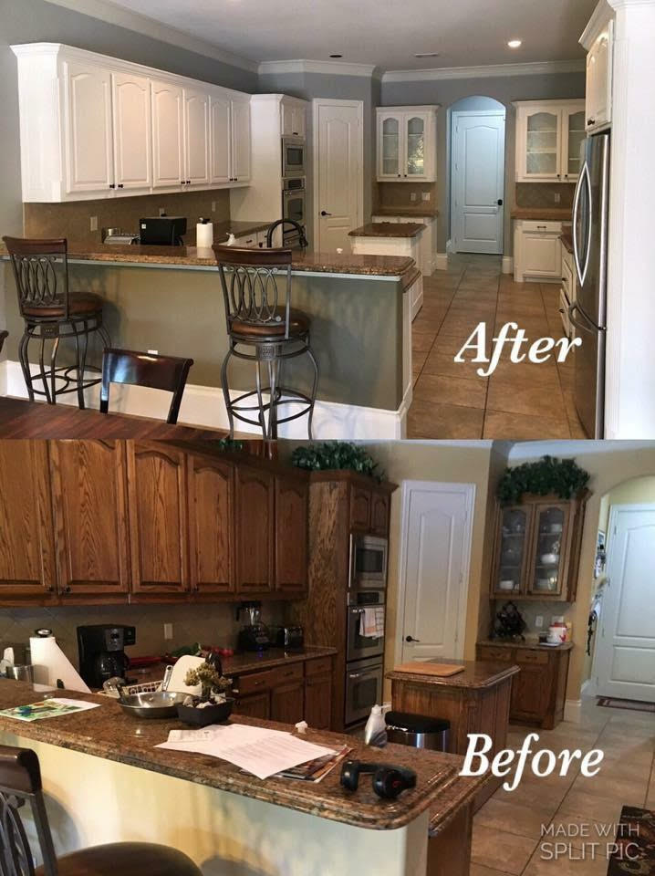 Cabinet Painting Frisco Tx