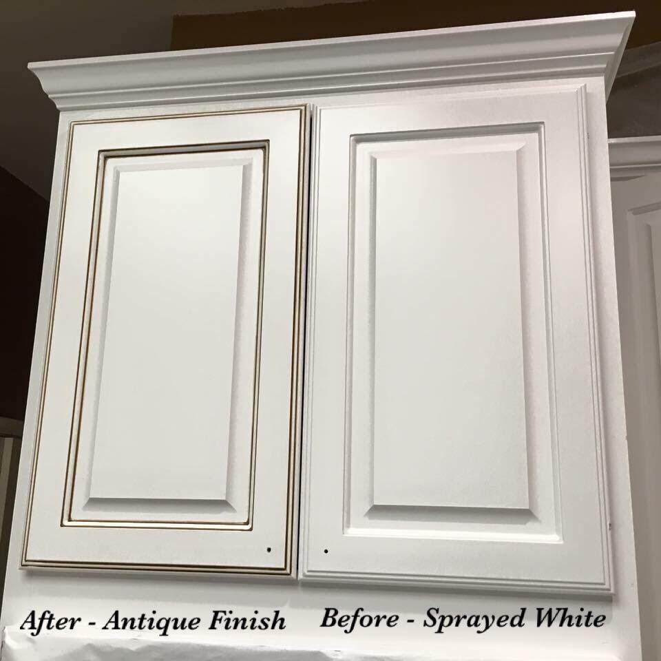 Cabinet Painting Dallas TX
