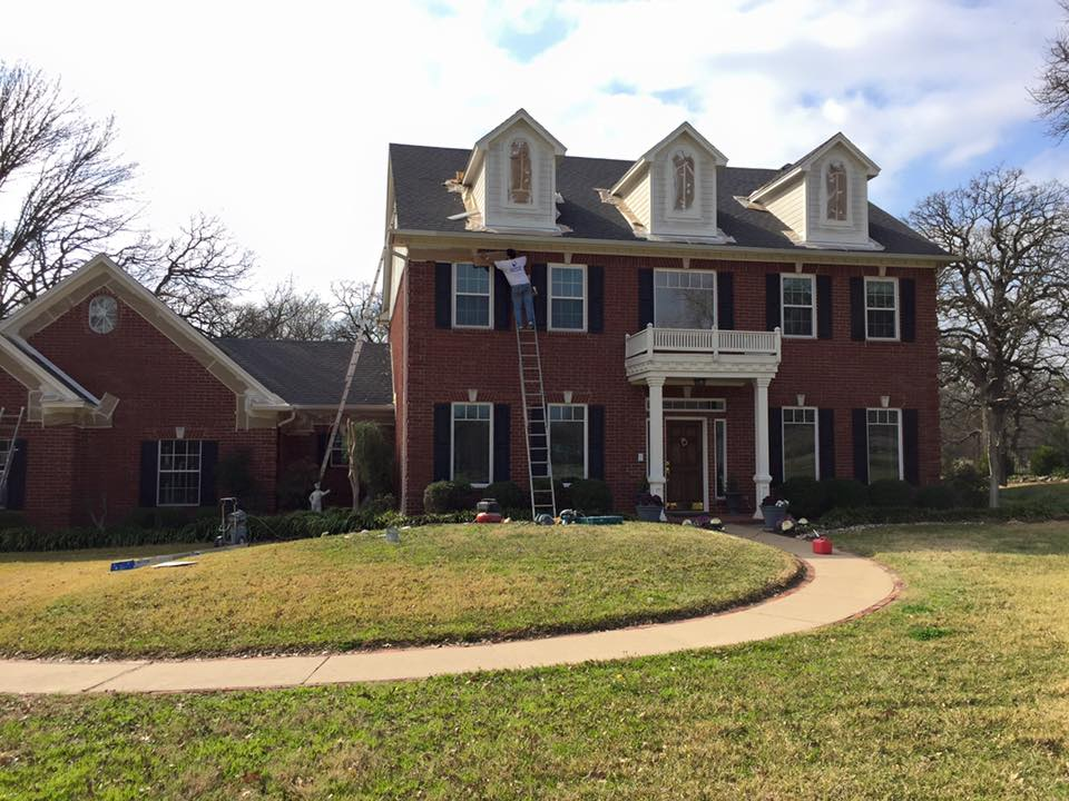 Exterior Painting In Flower Mound Tx Exterior Painters